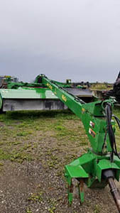 John Deere 956 Mower Conditioner for salvage