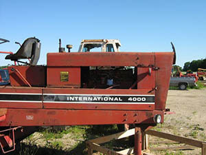 4000 International Harvester