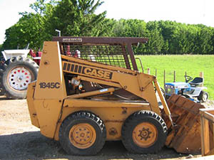 1845C Case Skid Loader